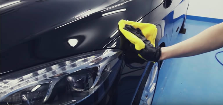 car valeting and repair services new again