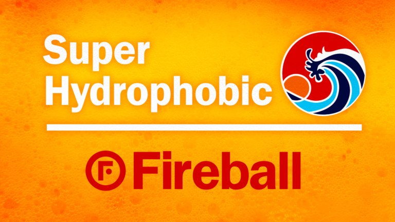 Fireball Super Hydrophobic Polymer Sealant