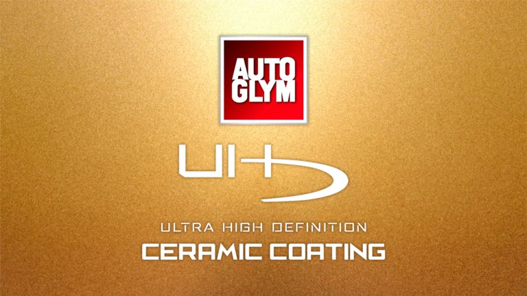 AutoGlym Ultra High Definition Ceramic Hybrid Coating