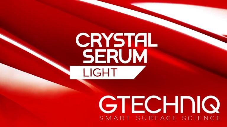 Gtechniq Crystal Serum