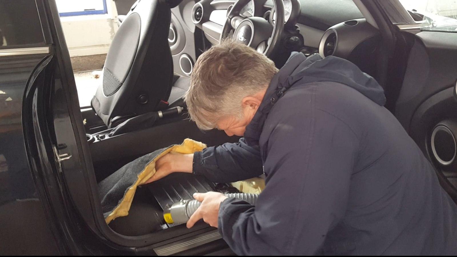 Car Water Leak Detection Service | New Again