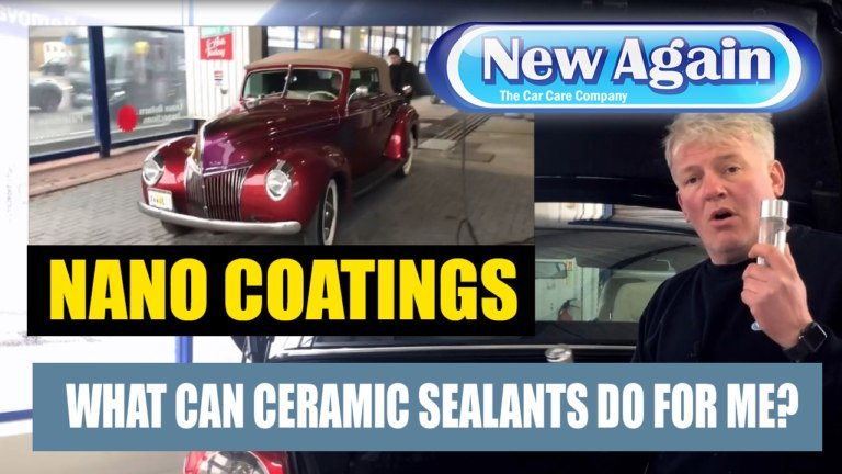 Ceramic Sealants & Nano-Coatings Introduction